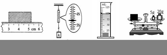 初中物理)广东九年级专项训练测量的初步知识